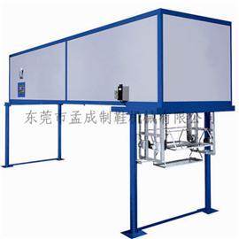 MC-823、824   架空吊篮式冷冻定型机(单层/双层)孟成厂家直销 提供一年质保  近区域免费送货上门
