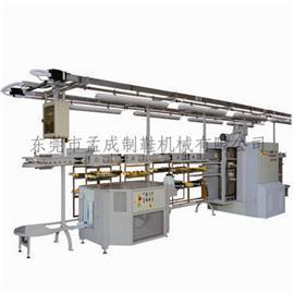 MC-202   红外线立体式真空生产线 孟成机械厂家直销 提供一年质保  近区域免费送货上门