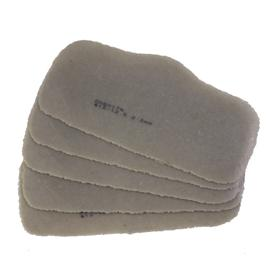 布粉后衬 可根据需求定制形状 | 热熔胶港宝,低温热熔胶机