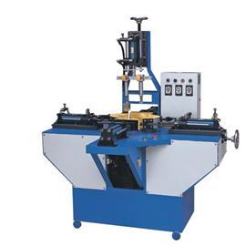 十字压边机 HC335 华灿机械 压底机 定型机 厂家直销 欢迎订购
