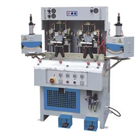 HC361 Two cold and two hot toe forming machine