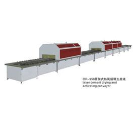 胶架式热风循环生产线| OR-959