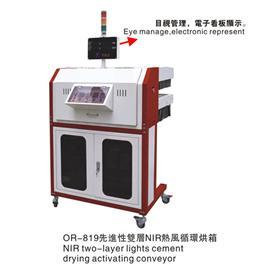 先进性双层NIR热风循环烘箱| OR-819