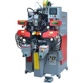 全自动上胶油压中后帮机|HD-760MA