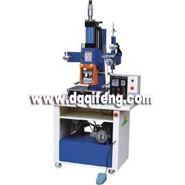 QF-815  油压烫金烙印机|操作简单|前帮机|中后帮机