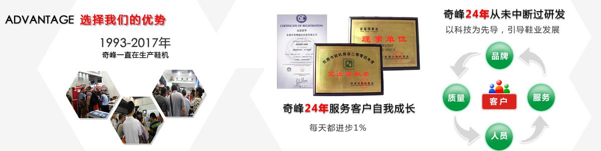 中文首页我们的优势