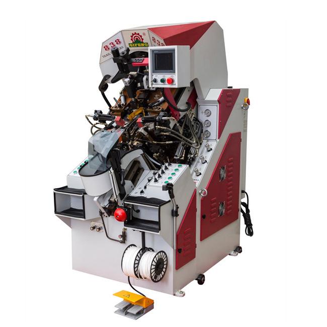 QF-838DA(MA)智能型油压电脑控制自动上胶前帮机|操作简单|前帮机|中后帮机