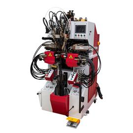 QF-728DA(MA)油压电脑控制自动上胶中后帮机|操作简单|前帮机|中后帮机