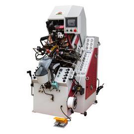 QF-738DA(MA)电脑控制油压自动上胶前帮机|操作简单|前帮机|中后帮机