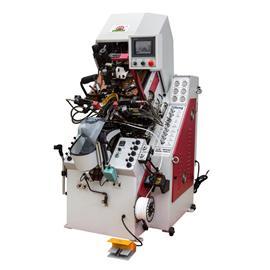 QF-739DA(MA)智能型油压电脑控制自动上胶前帮机|操作简单|前帮机|中后帮机