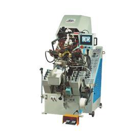 SP-N738MAL SP-N738AL电脑控制自动上胶前帮机(九爪)
