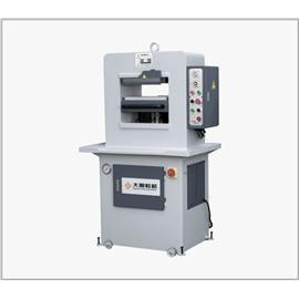 DS-609-50T皮面压花机
