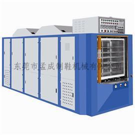 MC-814、816、818 四箱、六箱、八箱式真空加热定型机