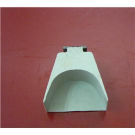 180\182前后束紧器 进益墙式压底机用的前后束紧器 橡胶大底打粗机 中底成型机图片