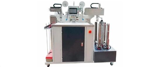 YL-8909流水线鞋垫全自动转印机:烫压效果标准美观,提高品质和速度