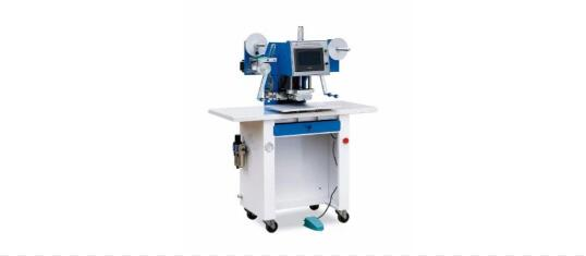 YL-8848C自动商标转印机:操作直观快捷、精确,自动化程度高!
