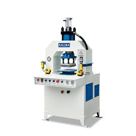 YL-8816B 油压烙印机 龙门框架结构 油缸可微调深浅 高低压组合泵 压力选择性更高