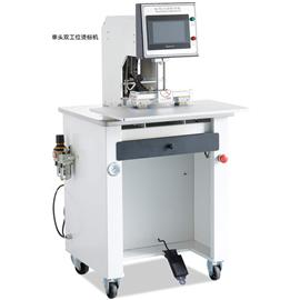 YL8875 single head double station hot labeling machine