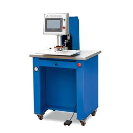 YL-8875 标签自动转印机(单头)商标转印机 烫金机