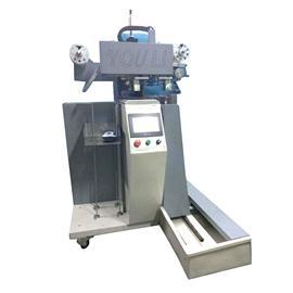 YL-8828B 全自动双工位鞋垫转印机 烫金机 热转印机