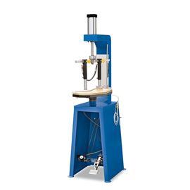YL-8825C 油壓平衡重氣式氣袋劃線機 鞋用劃線機 熱轉印機
