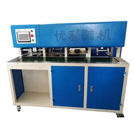 YL-8828 鞋舌自动转印机(带收料) 商标转印机 烫金机