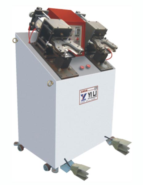 YL-807 HYDRAULIC HEEL SEAT LASTING MACHINE FOR STITCH DOWN SHOES