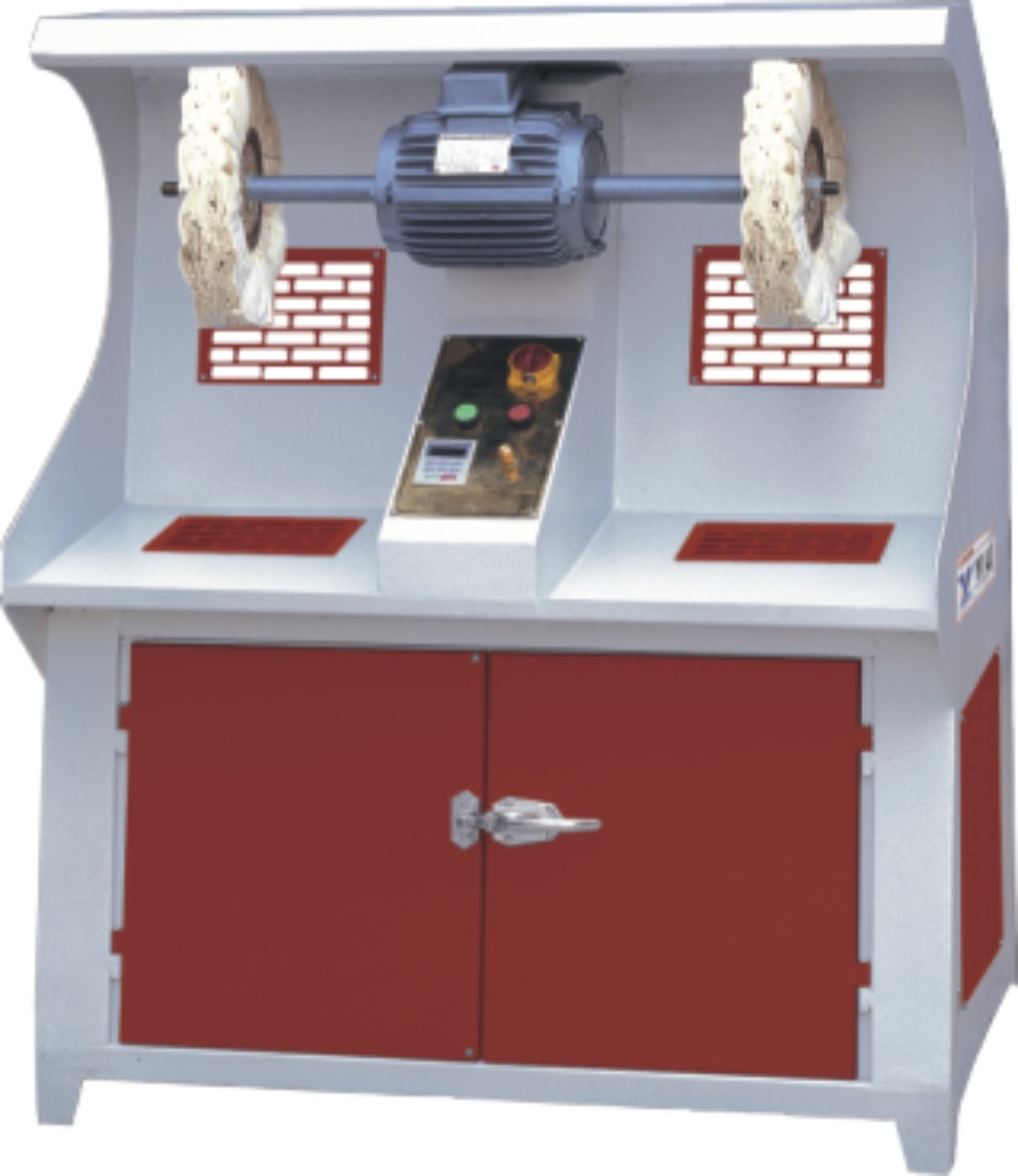YL-107 CLEAMER FREQUENCY CONVERSION AND TIMING POLISHING MACHINE