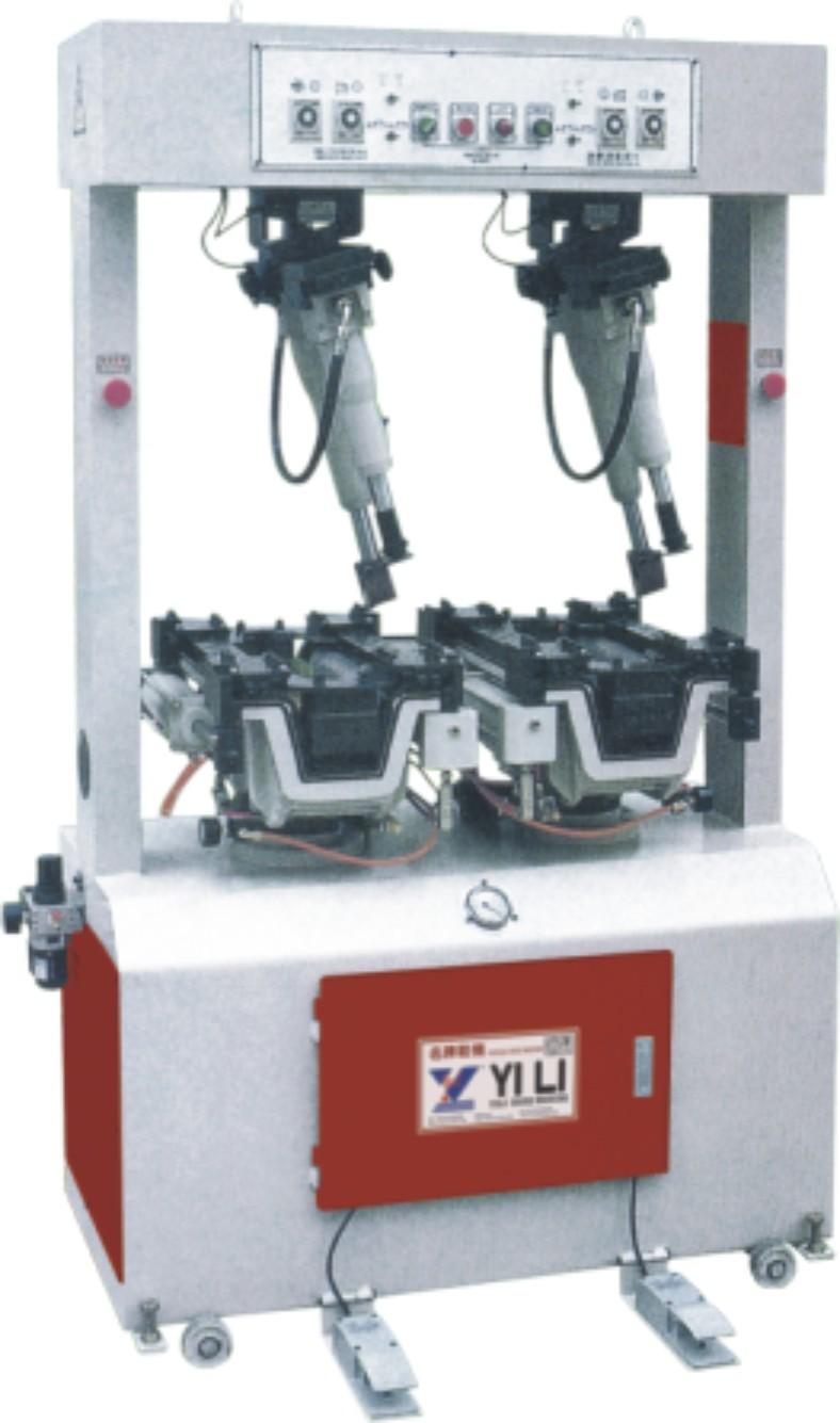 YL-609 GANTRY WALLED SOLE ATTACHING MACHINE