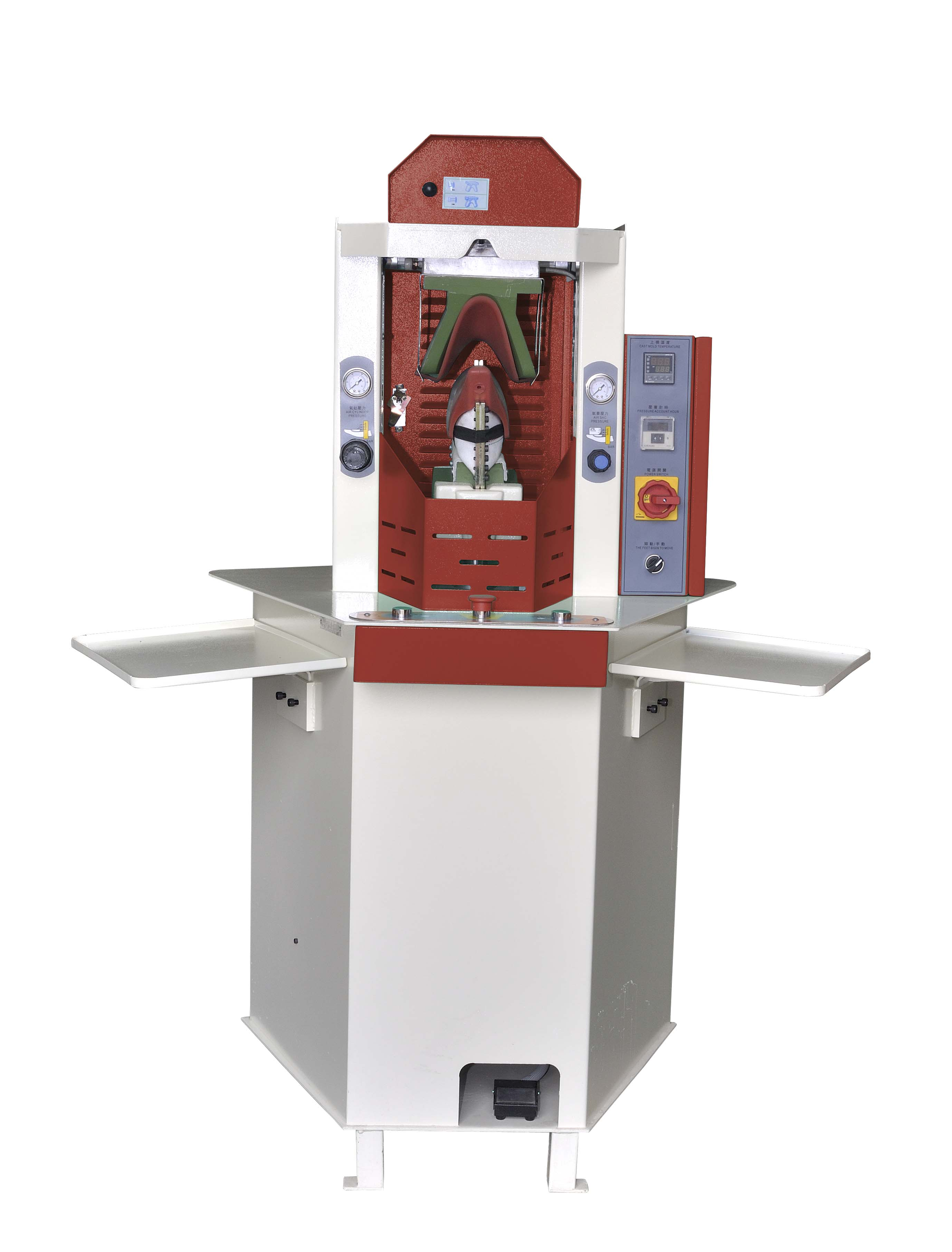 YL-777/YL-778 Upper Pre-Forming Machine
