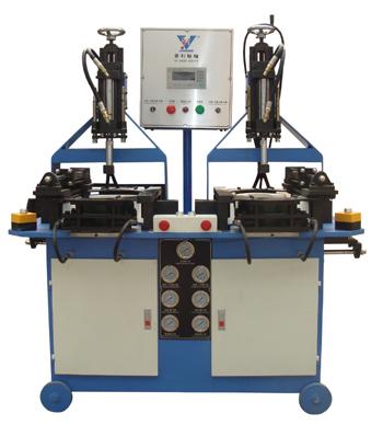 YL-616 Hydraylic sole attachine machine