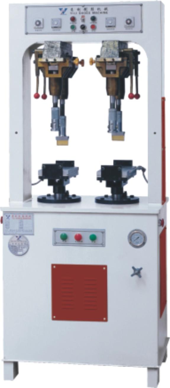 YL-606 HYDRAULIC LASTING HOT PRESSING MACHINE