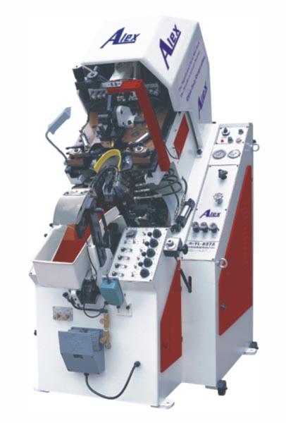 YL-837A 9-PINCERS HYDRAULIC TOE LASTING MACHINE