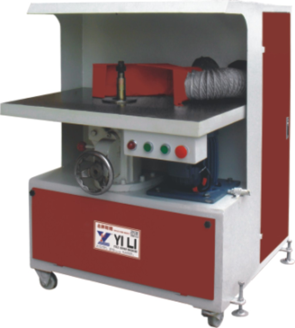 YL-116 GRINDING WITH DUST COLLECTOR
