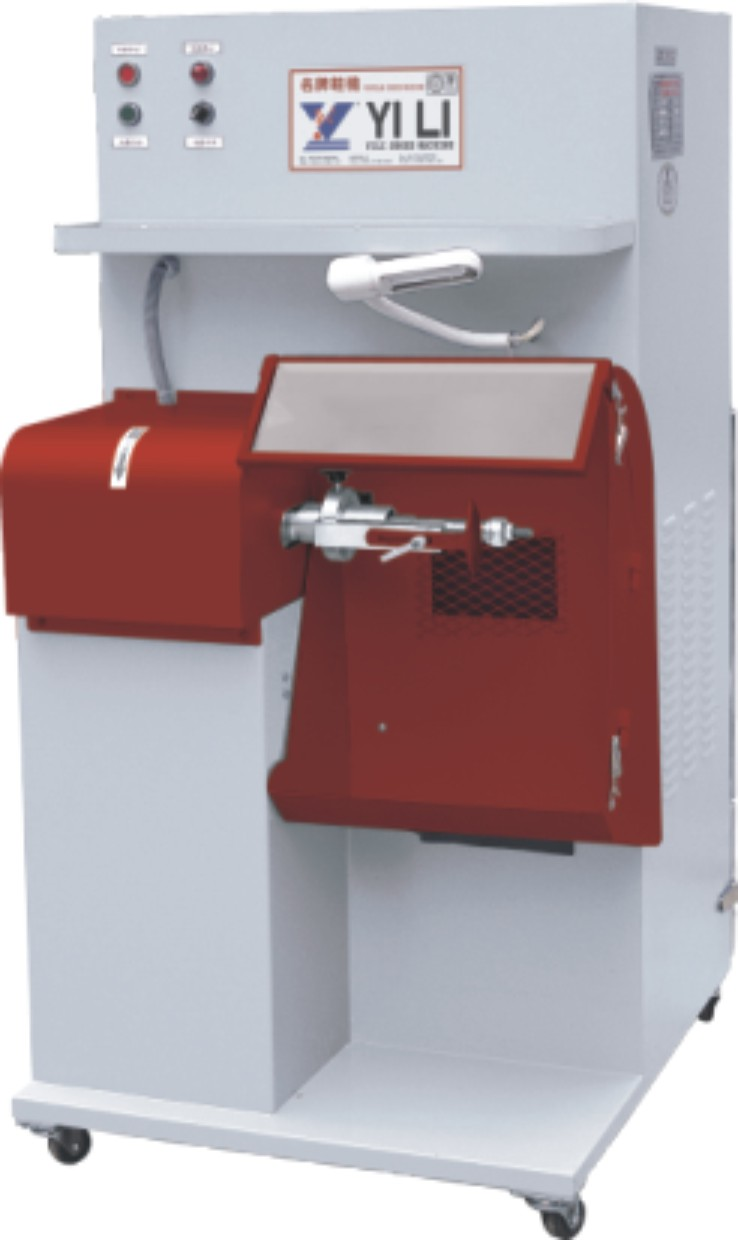 YL-109 EDGE GRINDING MACHINE WITH DUST EXHAUST