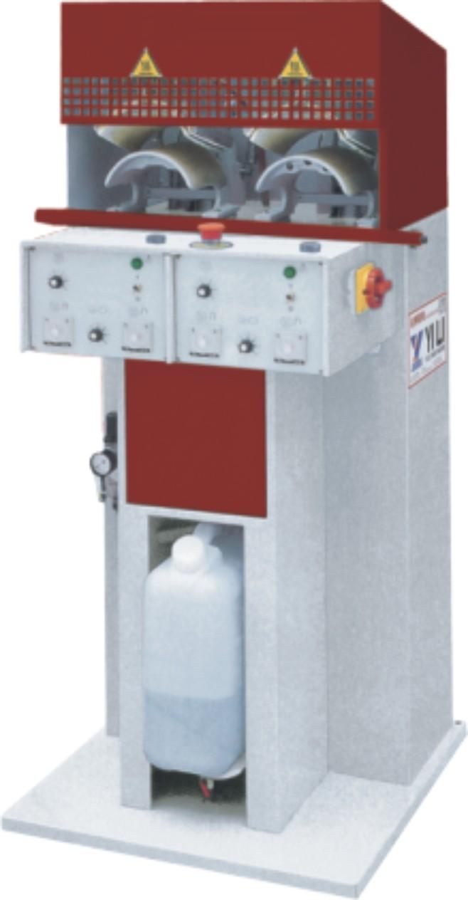 YL-236 TOE UPPER STEAMING MACHINE