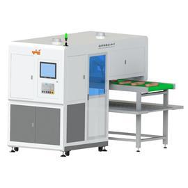 3D視覺傳統線大底機器人噴膠工作站丨制鞋自動化生產線 |鞋廠自動化生產線
