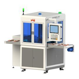 機器人大底清膠工作站丨制鞋自動化生產線 |鞋廠自動化生產線