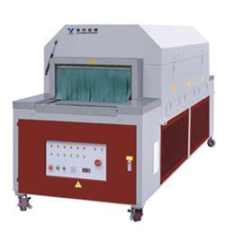 YL-289 新型急速冷冻定型机 |鞋子自动化生产线 |双层立体输送线