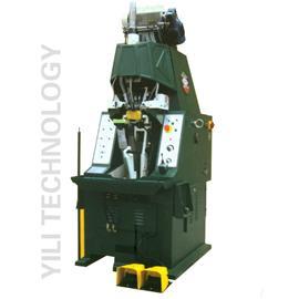 YL-750 全液壓后幫打釘機 |自動噴膠機器人 |全自動裁斷機