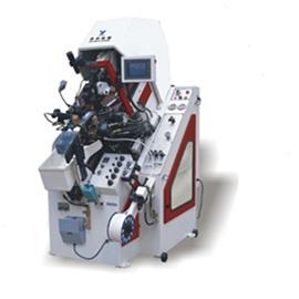YL-847MA 電腦自動上膠前幫機(九爪) |全自動裁斷機 |意大利活化機