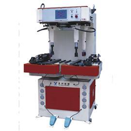 YL-817A 自动定位万能电脑油压压底机 |鞋厂自动化生产线 |鞋子自动化生产线
