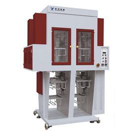 YL-4001 立式熱風循環烘干機 |自動噴膠機器人 |全自動裁斷機