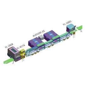 成型中段精实线(一次药水一次胶水) |鞋厂自动化生产线 |制鞋自动化生产线