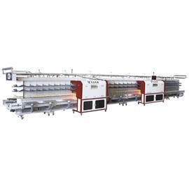 YL-4208意大利活化机移动式烤箱 |鞋子自动化生产线 |双层立体输送线
