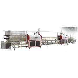 YL-4310S單邊雙層NIR紅外線輸送機 |雙層立體輸送線 |自動噴膠機器人