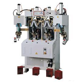 ALFA684 CF2HP 兩冷兩熱后踵定型機 |制鞋自動化生產線 |鞋廠自動化生產線