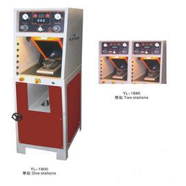 YL-1800 万能鞋底衝压机 |自动喷胶机器人 |全自动裁断机