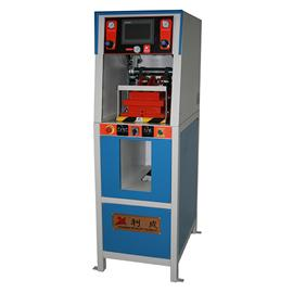 LC-600P Pneumatic Sole Pressing Machine (PLC Touch Screen System)