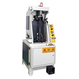 LC-266 Automatic Heel Breasting Machine
